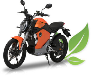 Super Soco Electric Bike