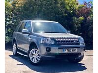 2012 Land Rover FREELANDER SD4 HSE Automatic Estate