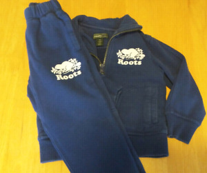2T Roots tracksuit