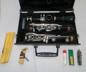 VITO CLARINET - CLEANED and READY TO GO
