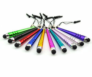 3 piece mini stylus pens for phone or tablet