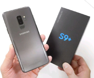 Trade new S9 Plus Titanium (128GB SD) for Note 9 ONLY