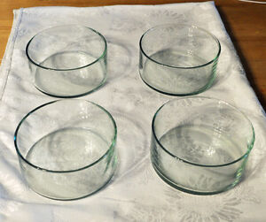 Clear Glass Bowls
