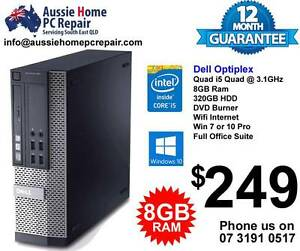 i5 QUAD CORE CPU, HIGH PERFORMANCE / GAMER PC Bethania Logan Area Preview