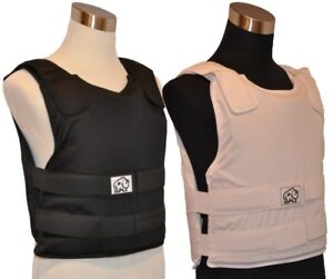 NIJ III-A Stab and Bullet prof Body armour Vest (Made in Canada)