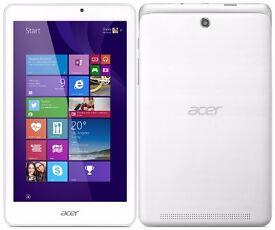 Acer Iconia Tab 8W Tablet 32GB 8 Inch Wifi Windows 10 Tablet