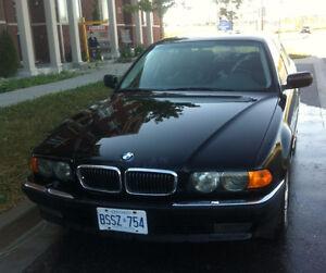 2000 BMW 7-Series Sedan