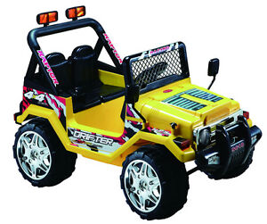 12V Ride on Jeep Wrangler Style - Christmas Special Kitchener / Waterloo Kitchener Area image 1