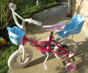 Disney Princess girls bike with very good condition