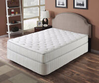 NEW Mattresses!  Memory Foam and Pocket Coil,  Same Day Pickup!