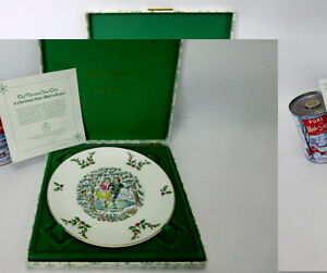 Royal Doulton Collection Plate with Certificate Gatineau Ottawa / Gatineau Area image 2