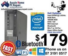 HUGE 8GB RAM. DELL BUSINESS, BLUETOOTH, WIFI, WINDOWS 7 OR 10 Loganlea Logan Area Preview