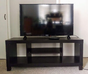 """40"""" TV and Stand"""