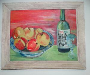Original painting- Viva Italia