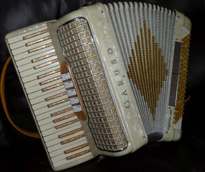 Caruso accordion for sale Peterborough Peterborough Area image 5