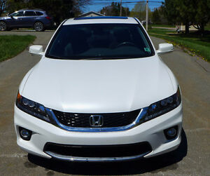 2014 Honda EX-L w/Navi Coupe (2 door)