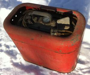 Johnson tallboy pressure tank - with coupler