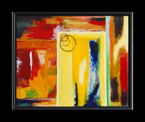 Original Abstract Paintings from Artist