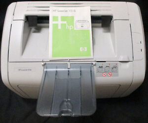 HP LaserJet 1018 Monochrome Laser Printer