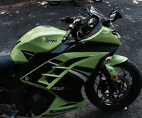 Kawasaki Ninja limited edition (low klm)