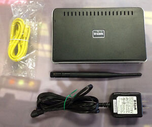 D-Link Wireless Router model number WBR-2310