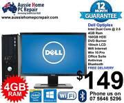 19inch Widescreen LCD, Wireless Internet, Windows 10 Pro. WOW! Bundall Gold Coast City Preview