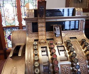 National Cash Register 1915 model 442 Campbell River Comox Valley Area image 6