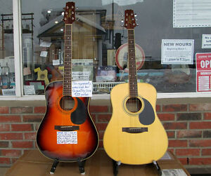 Segovia D-07 now in stock: best sub-$200 guitar in a long time