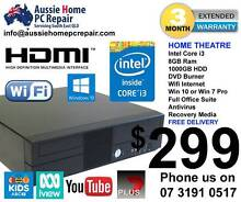HOME THEATRE / HOME SERVER. FAST I3 3.2GHz, 8GB RAM, 1000GB HDD. Loganlea Logan Area Preview