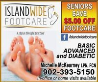 Nursing Foot Care