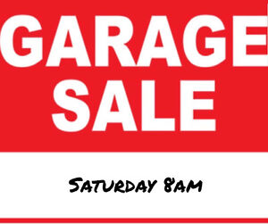 GARAGE SALE| Household/ antiques/ multi family