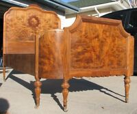 Stunning twin antique bed(s)