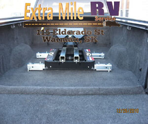 Extra Mile RV 5th Wheel Hitch Installations