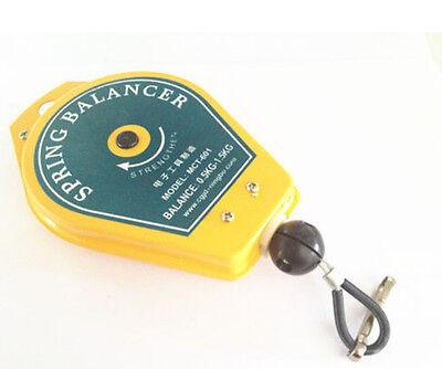 New Spring Balancer Tool Holder Ergonomic Hanging Retractable 0.5-1.5kg