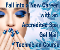 Fall into our Nail Technician Career Course Starting October15th