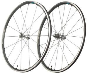 New Shimano Tubeless Road Wheelset