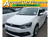 Volkswagen Polo 1.2 TSI ( 105ps ) 2013MY R-Line FROM £46 PER WEEK.