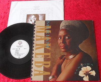 Miriam Makeba LP Sangoma TOP!!