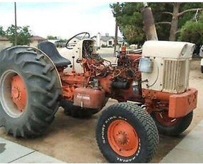 Ji Case 630c 631 631c 632 632c 640c 641 641c Lp Shop Service Manual Tractors Cd