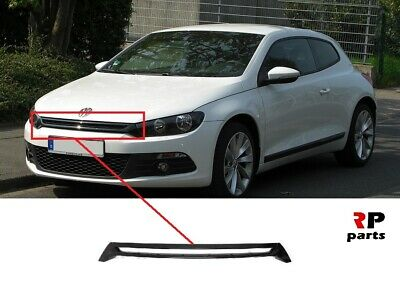 VW SCIROCCO 09-14 FRONT BADGE GLOSS BLACK