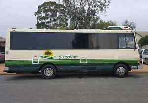 Hino Motorhome/bus Barmera Berri Area Preview