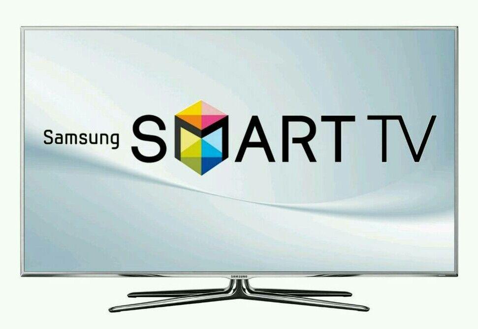 """Samsung 46"""" LED smart 3D wi-fi Ultra slim tv builtin USB media player HD freeview fullhd 1080p"""