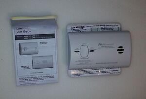 Atwood Carbon Monoxide GAS Alarm Detector 900-0143-LPM KN-COB-B-LPM RV  BY KIDDE