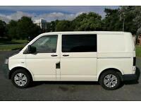 VW T5 1.9TDI Camper Van Day Van excellent condition
