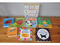Bundle of hardback baby / toddler books