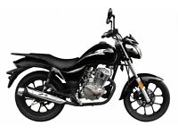 ZONTES MANTIS 125 CUSTOM, CRUISER, COMMUTER, MOTORBIKE, NEW, FINANCE AVAILABLE, TWO YEAR WARRANTY