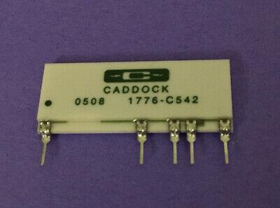 1pcs Caddock Type 1776 Precision Decade Resistor Voltage Dividers 1776-c542