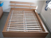 Ikea Hopen Double Bed Frame, Chest of Drawers and 2 Bed Side Tables Set