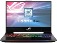 ASUS ROG Strix Hero II GL504GM 15.6 Gaming Laptop Core I7-8750 16GB 1TB+256GB GTX 1060 6GB