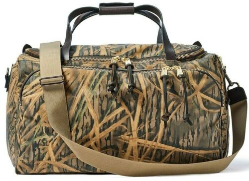 Filson x Mossy Oak Excursion Bag - BRAND NEW - 20078581 Shadow Grass Camo Duffle
